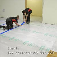 China Factory Price PP Correx Coroplast Corflute Floor Protection Sheets on sale