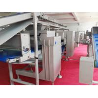 China High Automation Donut Production Line with Industrial Dough Sheeting Solution wholesale