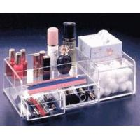 China Fashionable Cosmetic Drawer Acrylic Organizer With Excellent Service wholesale