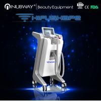 "China 2015 most popular vertical  hifu slimming machine same as ""Ultrashape"" wholesale"