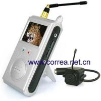 """China 1.2GHz wireless camera kits with 2.5"""" TFT LCD monitor wholesale"""