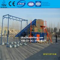 Quality Automatic hydraulic scrap plastic baling press machine for sale