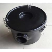 Buy cheap 1.25 Inch Seamless Drawn Air Compressor Filter With Stainless Steel Torsion from wholesalers
