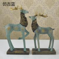 China Deer crafts , Resin crafts gifts wholesale