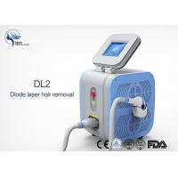 China Professional Beauty 808nm Diode Laser soprano Hair Removal Machine With 808nm Diode Laser wholesale