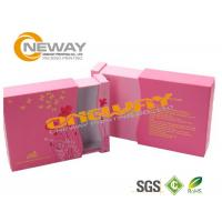 China Essence Cream Of Cosmetic Packaging Box With Custom Printed Paper wholesale