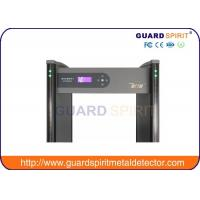 Quality Public Security Police Metal Detectors Security Walk Through Gate For Embassies for sale