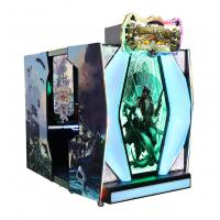 China A Pirate Boat Shooting Game Machine 55 Inch LCD Monitor With 12 Months Warranty wholesale