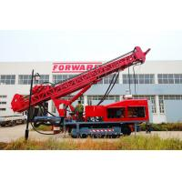 China Universal Full Hydraulic Multifunction Top Drive Drill Rig Used For DTH RC Drilling wholesale
