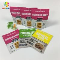 China Digital Printing Snack Bag Packaging Plastic Aluminum Mylar Foil Doypack Pouch wholesale