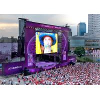 China China High Definition P4.81 Outdoor Rental LED Display Portable LED Video Screen wall wholesale