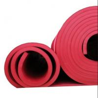 China Stable Quality CSM Rubber Sheet In Automotive Rubber/Red silicone rubber sheet & plate wholesale