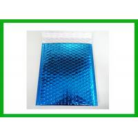China Waterproof Foil Bubble Padded Mailers Protective Postal Packaging on sale
