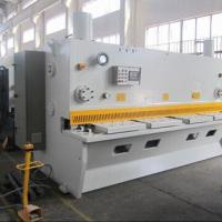 China Hydraulic Guillotine Shear with Welded Steel Plates, Easy-to-fall Down wholesale