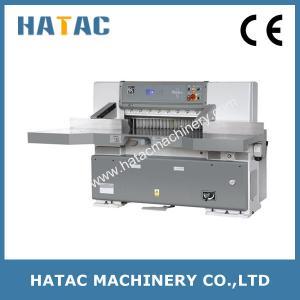 China Automatic Paper Cutter Machinery,Paperboard Cutting Machine,Paper Slitting Machine wholesale