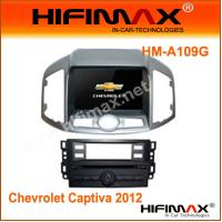 China 7 inch auto radio(DVB-T optional) for new Chevrolet Captiva 2012 wholesale