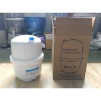 China Reverse Osmosis Water Filtration System Water Purifier Tank Water Pressure Storage Tank wholesale