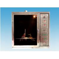 China 0.8N - 1.2N Glow Wire Test Equipment For Plastic Parts / Non-Metallic Insulation Parts wholesale