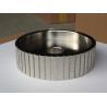 Buy cheap Vacuum brazed diamond grooving wheel from wholesalers