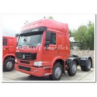 China 6x4 HOWO 336hp 371hp 420hp tractor truck / prime mover model in promotion wholesale