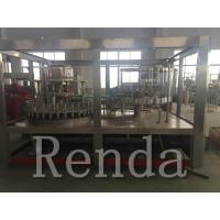 China Drinking Water / Mineral Water Bottle Filling Machine 6.68kw 6000 - 8000 BPH wholesale