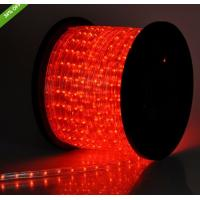 China flexible arm red led light 2 wire outdoor christmas rope lights wholesale