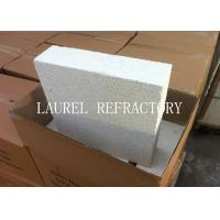 Quality ISO Insulating Fire Brick , Low Density Mullite Insulation Brick For Ceramic Kilns for sale