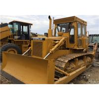 China USED CAT dozer Caterpillar D6D, D6H, D6G, D7G, D7H with ripper, best price wholesale