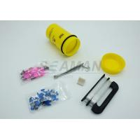 Quality CE Sea Fishing Tackle Kit With Fishing Line Hook Portable Fishing Lure Tools for sale