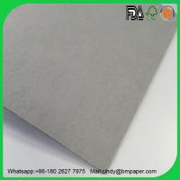 China Paper mill supply 230 250 300gsm grey back cardboard paper wholesale