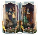 "China 11"" Frozen Dolls sets wholesale"