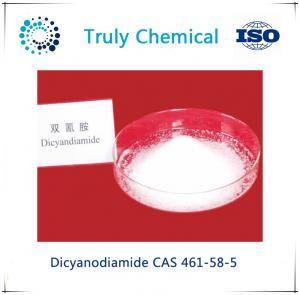 Quality 99.5% Dicyanodiamide Agrochemical Intermediate Cas 461-58-5 bakeliteve2560 for sale