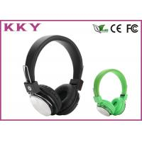 China On Ear Bluetooth Headphones Wireless Headset For Mobile Phone 20Hz ~ 20KHz wholesale