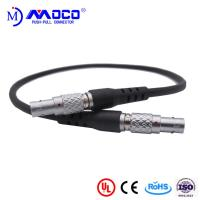 China MOCO Custom Cable Assemblies 4 Pin Male To 4 Pin For Arri LBUS FIZ MDR Wireless Focus on sale