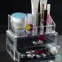 China clear acrylic storage containers wholesale