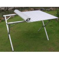 Quality Professional  Outdoor Camping Tables , aluminum folding beach table for sale