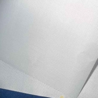 China White color Plain woven fiberglass clothes for insulation material wholesale