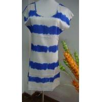 China Tie Dyed Silk Tunic on sale