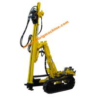 China High Blast Pressure Pneumatic DTH Drilling Machine For Mining Blast Hole on sale