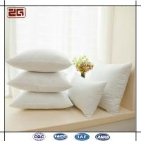 China Hotel & Home Soft 100% Cotton Pillows Light Weight And 45*70cm For 5 Star wholesale
