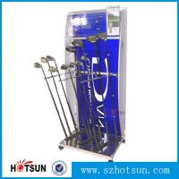China acrylic golf club display stand supplier wholesale