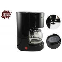 China OEM PP/Glass 600W100-120V 650ml small drip filter Automatic Coffee Machine wholesale