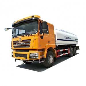 China Shacman 10 Wheeler Water Sprinkler Vehicle , 20T 25T Water Spraying Truck on sale