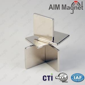 China Strong N42 Rectangular Neodymium Magnet wholesale