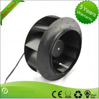 China 50 / 60HZ EC Centrifugal Fans And Blowers With Air Purification 225mm wholesale