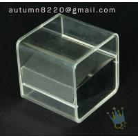 China BO (10) acrylic jewelry box wholesale
