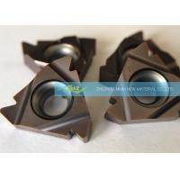 China High Precision Carbide Threading Hard Turning Inserts For ISO Metric Internal Thread Turning wholesale