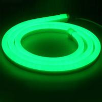 Quality Exterior 120degree Green16x24mm flexible LED Neon strip lights/ LED strip Light for sale