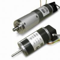 China Geared Servo Motor with 54mm Diameter, Optical/Magnetic Encoders are Available wholesale