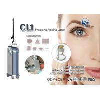 China CO2 Fractional Laser Machine / CO2 Scar Removal , Wrinkle Removing Machine wholesale
